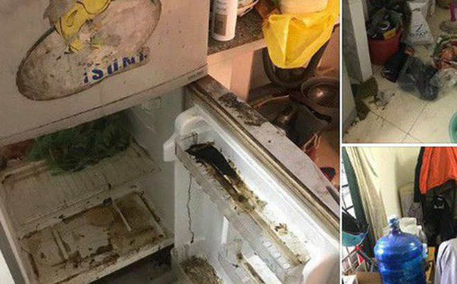 Dân mạng sốc với căn phòng bẩn đến kinh hoàng, tủ lạnh mốc meo mà chủ nhân còn tuyên bố: Bao giờ có người yêu mới dọn