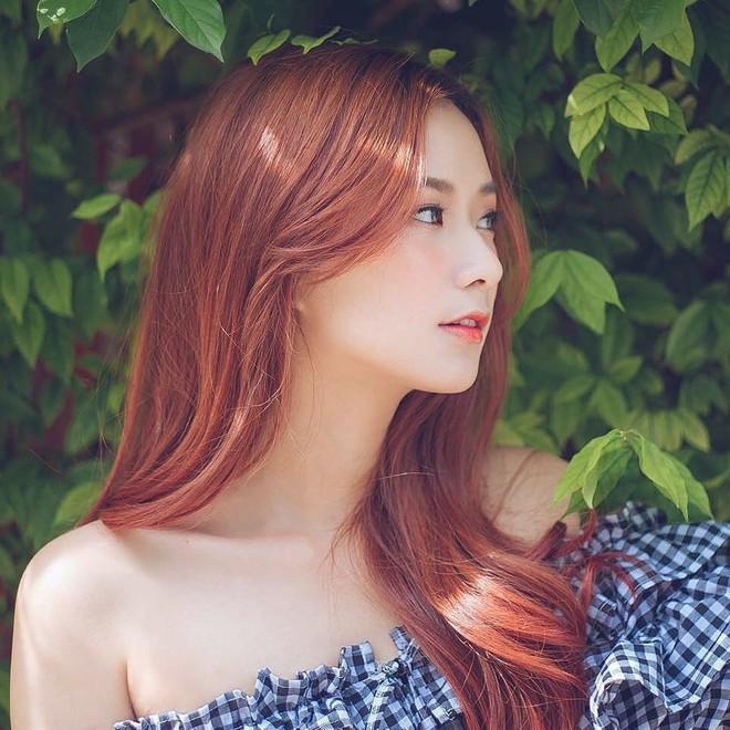 Hot girl Thái Lan sinh năm 1997 có gương mặt xinh xắn giống hệt Krystal (Fx) - Ảnh 5.