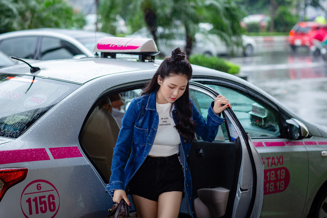Hot girl Trâm Anh: Bị stress, không dám ra đường sau ồn ào với PewPew - Ảnh 1.