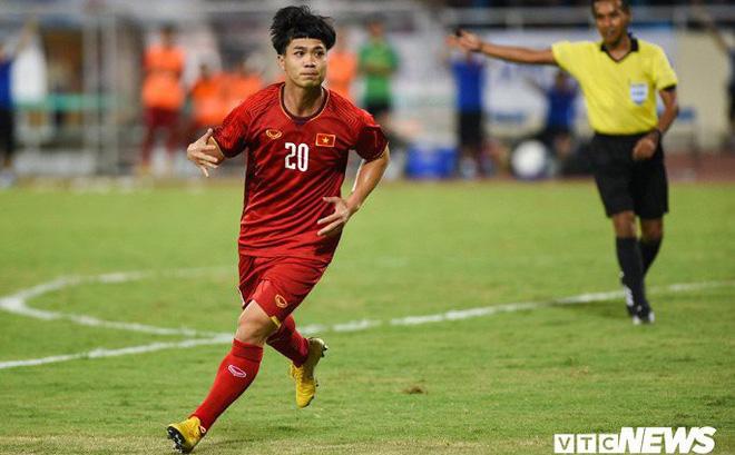 Công Phượng gây tranh cãi sau màn tỏa sáng trước U23 Palestine