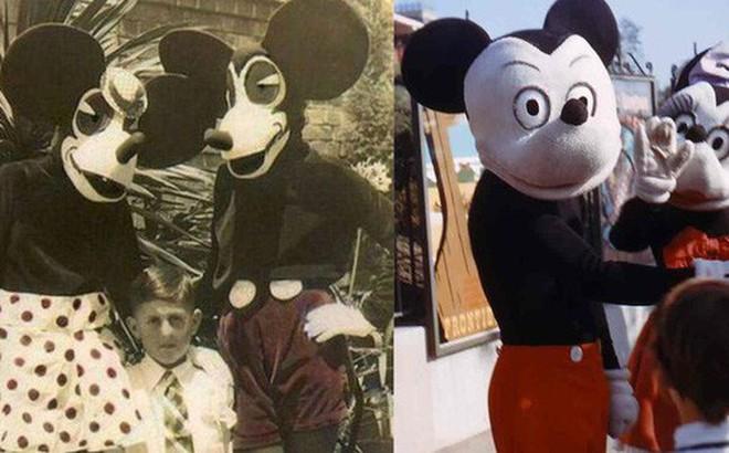Những hình ảnh chứng minh ngày xưa Disneyland là chỗ để hù dọa trẻ con khóc thét chứ chẳng phải chốn thần tiên hạnh phúc gì