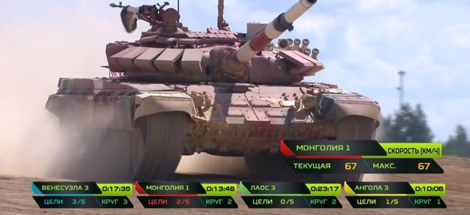 Tank Biathlon 2018: Ban tổ chức đánh tụt thành tích của Kíp xe tăng 3-Việt Nam đang ở đâu? - Ảnh 3.