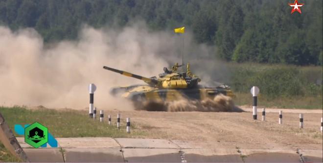 Tank Biathlon 2018: Ban tổ chức đánh tụt thành tích của Kíp xe tăng 3-Việt Nam đang ở đâu? - Ảnh 1.