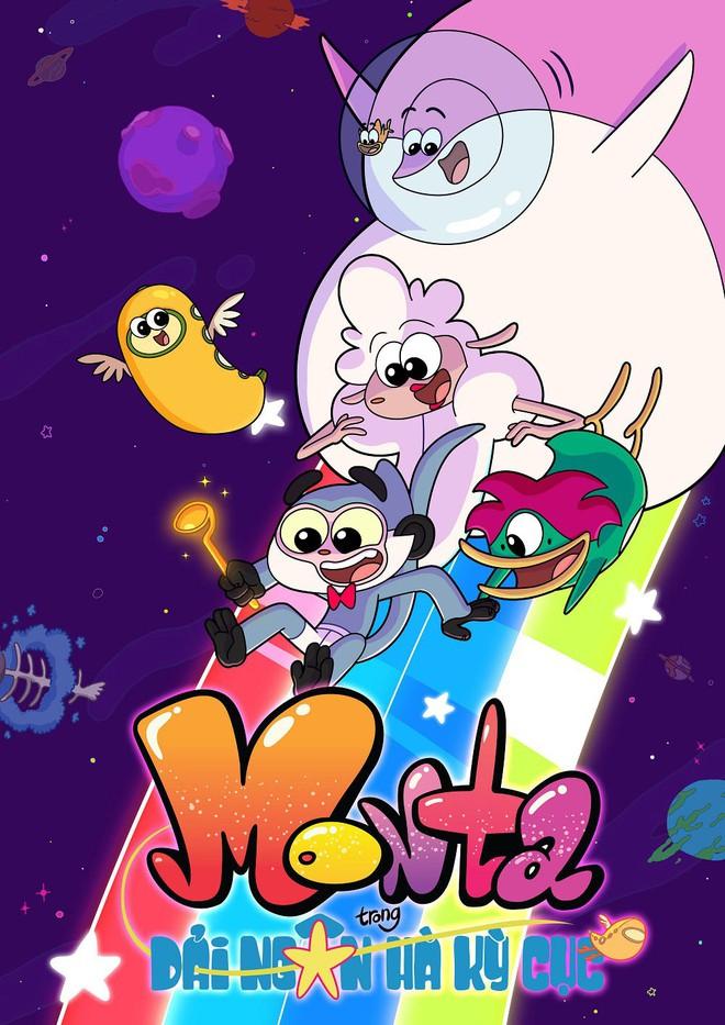 Vingroup chính thức công chiếu bộ phim hoạt hình đầu tiên của công ty - Ảnh 1.