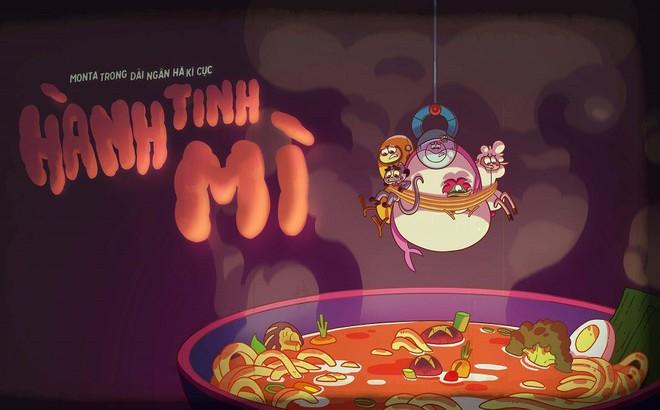 Vingroup chính thức công chiếu bộ phim hoạt hình đầu tiên của công ty