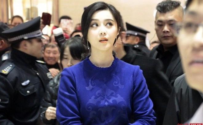 """Phạm Băng Băng bị """"đóng băng"""" 3 năm, khiến cả làng giải trí Hoa ngữ lao đao?"""