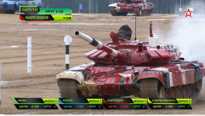 Bán kết Tank Biathlon 2018 - Xe tăng TQ gặp sự cố lăn đùng ra chết giữa đường đua! - Ảnh 10.