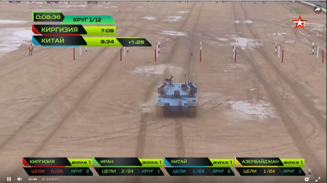 Bán kết Tank Biathlon 2018 - Xe tăng TQ gặp sự cố lăn đùng ra chết giữa đường đua! - Ảnh 11.