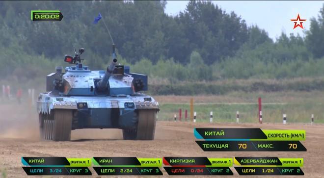 Bán kết Tank Biathlon 2018 - Xe tăng TQ gặp sự cố lăn đùng ra chết giữa đường đua! - Ảnh 17.