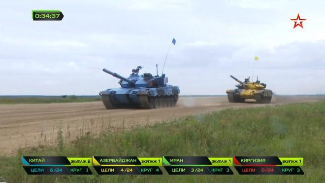 Bán kết Tank Biathlon 2018 - Xe tăng TQ gặp sự cố lăn đùng ra chết giữa đường đua! - Ảnh 25.