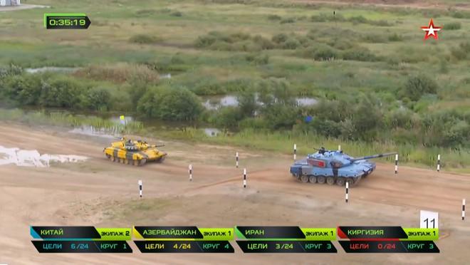 Bán kết Tank Biathlon 2018 - Xe tăng TQ gặp sự cố lăn đùng ra chết giữa đường đua! - Ảnh 27.