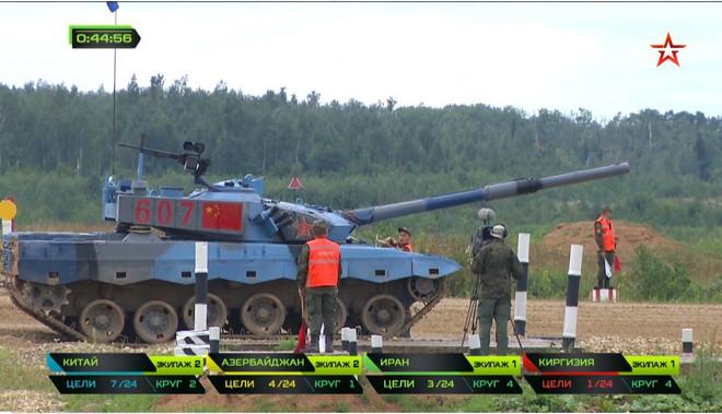 Bán kết Tank Biathlon 2018 - Xe tăng TQ gặp sự cố lăn đùng ra chết giữa đường đua! - Ảnh 31.