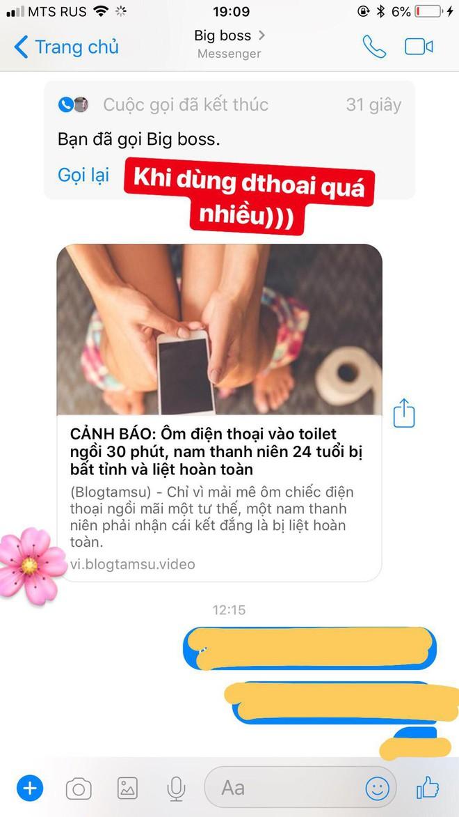"""Loạt tin nhắn dặn dò con gái của bà mẹ """"xì tin"""" thời công nghệ: Khi con quá ế! - Ảnh 8."""