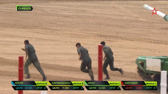 Bán kết Tank Biathlon 2018 - Xe tăng TQ gặp sự cố lăn đùng ra chết giữa đường đua! - Ảnh 33.