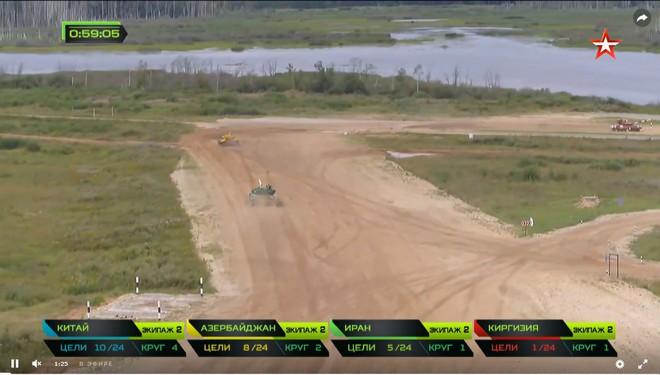 Bán kết Tank Biathlon 2018 - Xe tăng TQ gặp sự cố lăn đùng ra chết giữa đường đua! - Ảnh 38.