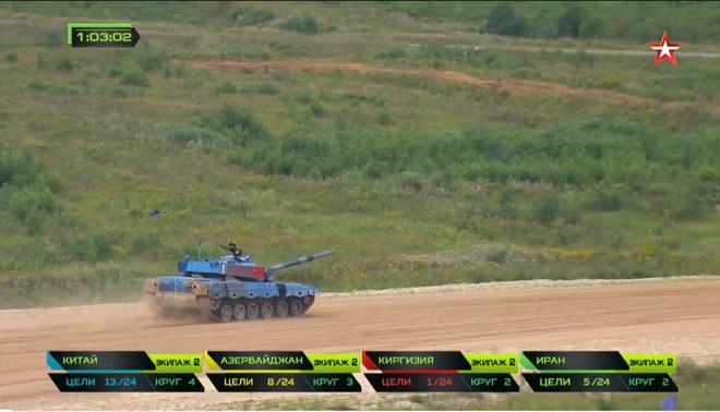 Bán kết Tank Biathlon 2018 - Xe tăng TQ gặp sự cố lăn đùng ra chết giữa đường đua! - Ảnh 40.
