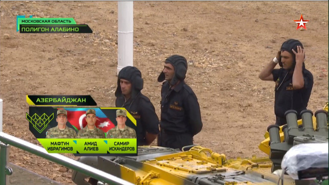 Bán kết Tank Biathlon 2018 - Xe tăng TQ gặp sự cố lăn đùng ra chết giữa đường đua! - Ảnh 5.