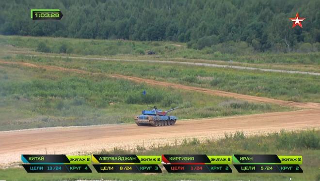 Bán kết Tank Biathlon 2018 - Xe tăng TQ gặp sự cố lăn đùng ra chết giữa đường đua! - Ảnh 41.