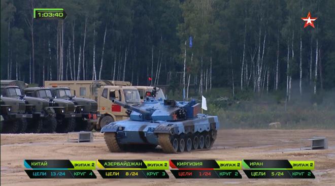 Bán kết Tank Biathlon 2018 - Xe tăng TQ gặp sự cố lăn đùng ra chết giữa đường đua! - Ảnh 42.