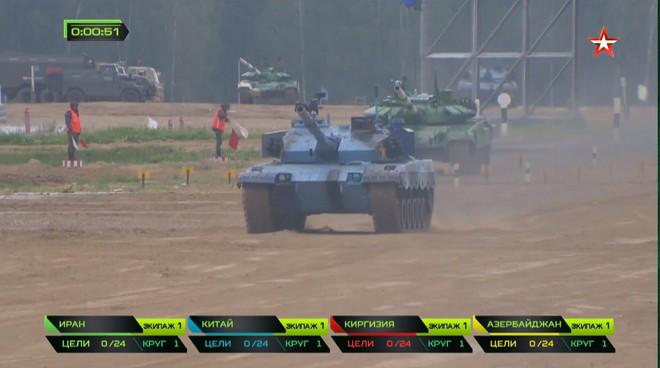Bán kết Tank Biathlon 2018 - Xe tăng TQ gặp sự cố lăn đùng ra chết giữa đường đua! - Ảnh 7.