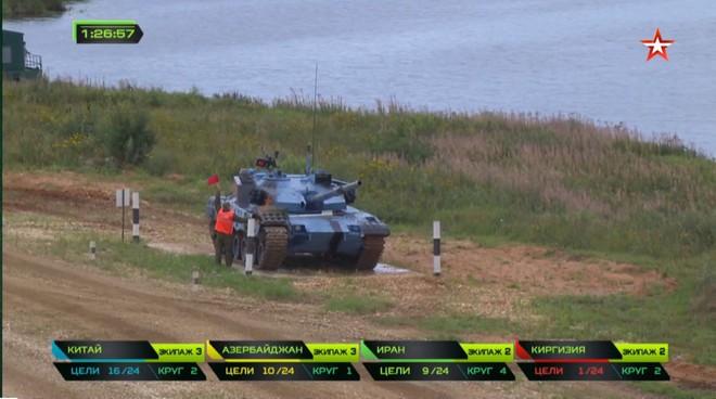 Bán kết Tank Biathlon 2018 - Xe tăng TQ gặp sự cố lăn đùng ra chết giữa đường đua! - Ảnh 48.