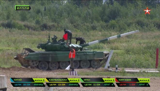 Bán kết Tank Biathlon 2018 - Xe tăng TQ gặp sự cố lăn đùng ra chết giữa đường đua! - Ảnh 52.