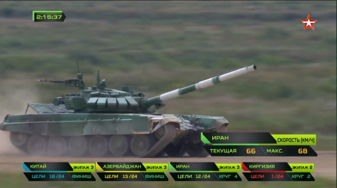 Bán kết Tank Biathlon 2018 - Xe tăng TQ gặp sự cố lăn đùng ra chết giữa đường đua! - Ảnh 53.