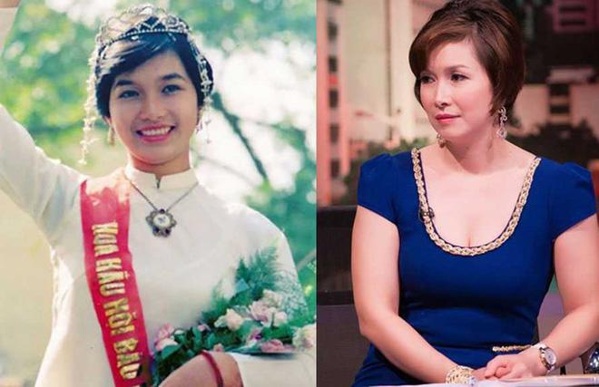 Bảy Hoa hậu Việt Nam từ Bùi Bích Phương đến Phan Thu Ngân: Người hồng nhan bạc tỉ, kẻ oan trái thị phi - Ảnh 1.
