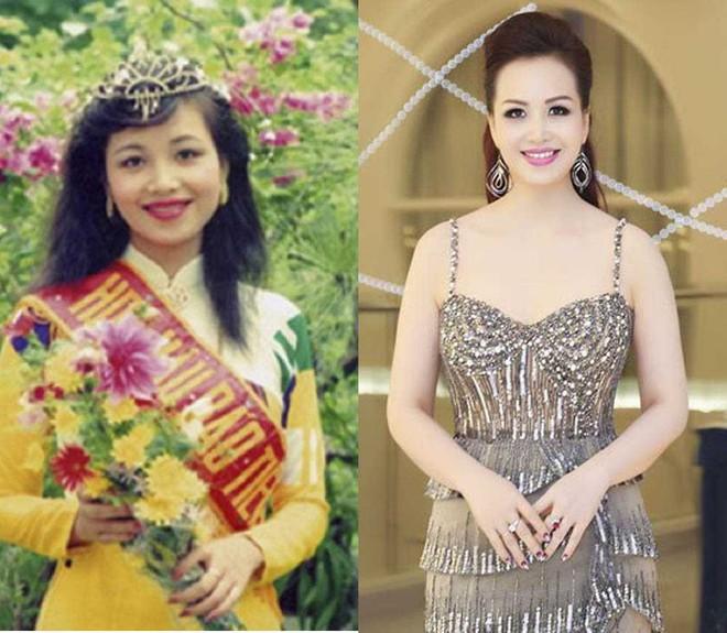 Bảy Hoa hậu Việt Nam từ Bùi Bích Phương đến Phan Thu Ngân: Người hồng nhan bạc tỉ, kẻ oan trái thị phi - Ảnh 3.