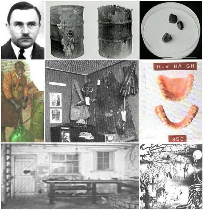 Kỳ án thế kỷ: Người phụ nữ 69 tuổi mất tích không dấu vết, mở ra vụ án công xưởng tội ác của gã sát nhân axit - Ảnh 5.