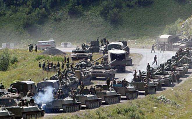 Cuộc chiến Gruzia và những yếu tố khiến NATO kinh hãi trước sức mạnh của Nga