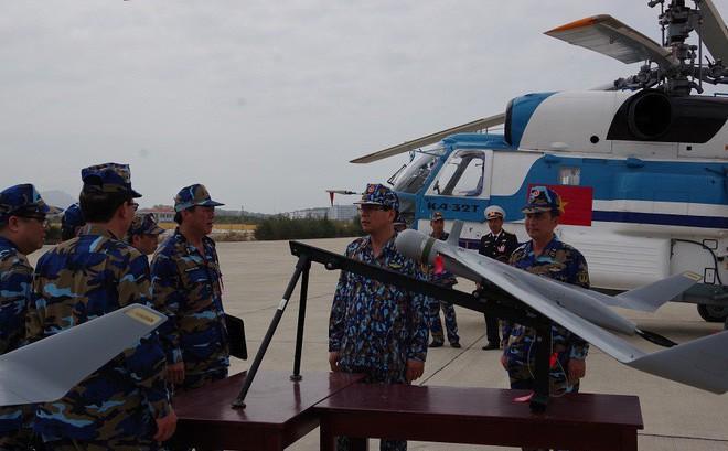 Truyền thông Trung Quốc đề cao UAV Việt Nam
