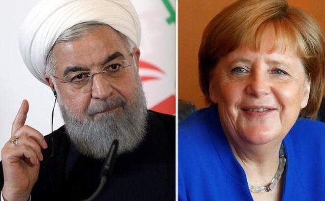Vì Mỹ, Đức ra tay chặn 400 triệu đô chuyển về Iran