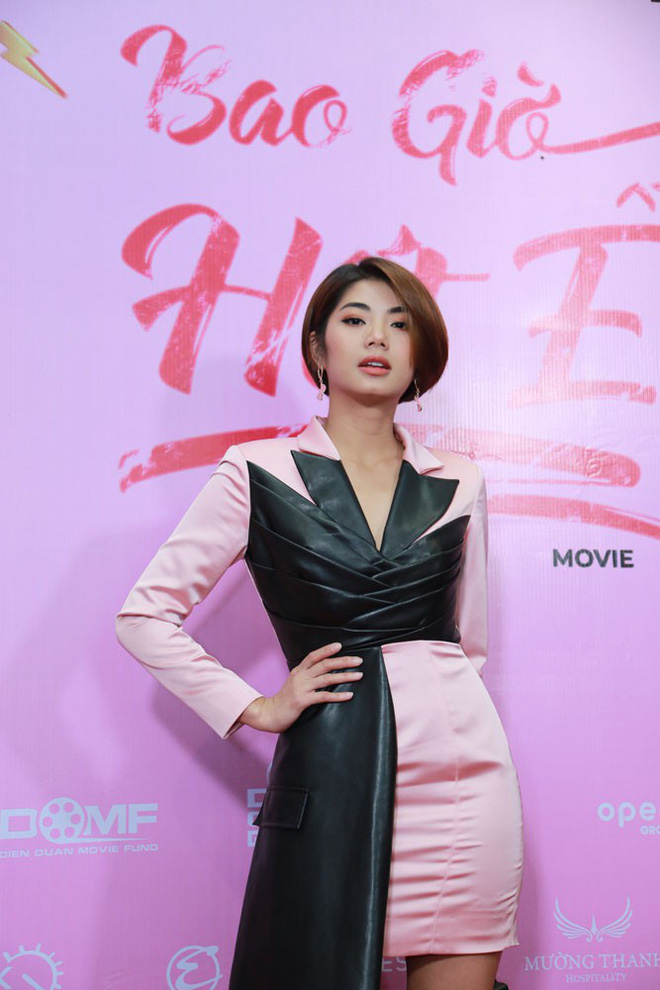 Thúy Vân mặc quyến rũ, tiết lộ đóng vai gái ế sau khi chia tay bạn trai đại gia - Ảnh 7.