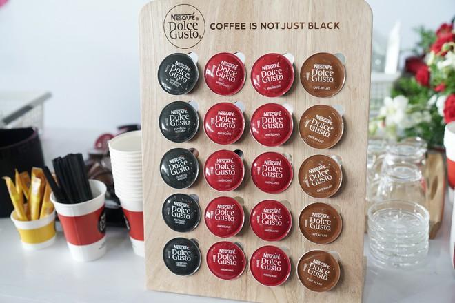 Nestlé nâng cao giá trị hạt cà phê Việt có dây chuyền sản xuất viên nén Nescafé Dolce Gusto - Ảnh 6.