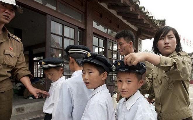 Ảnh hiếm hé lộ về nền điện ảnh của đất nước bí ẩn Triều Tiên