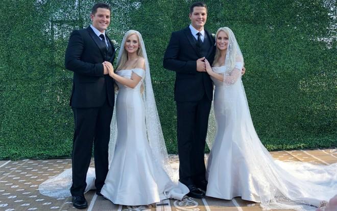 Nếu hai cặp sinh đôi cưới nhau, con cái họ giống nhau đến mức nào? - Ảnh 1.
