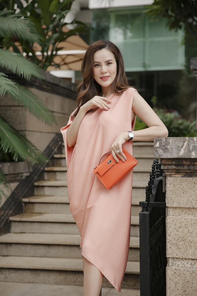 Hoa hậu Phương Lê liều lĩnh mặc đụng hàng Tăng Thanh Hà, Angela Phương Trinh - Ảnh 3.