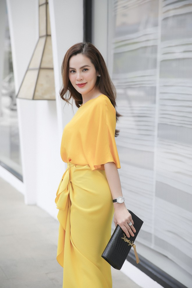 Hoa hậu Phương Lê liều lĩnh mặc đụng hàng Tăng Thanh Hà, Angela Phương Trinh - Ảnh 5.
