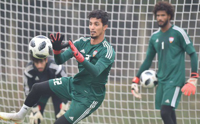 U23 UAE tập kỹ penalty, tự tin giành tấm HCĐ tại ASIAD