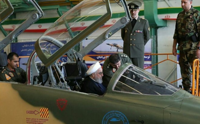 Rúng động: Iran viện trợ khẩn tên lửa S-300 mới và chiến đấu cơ cho Syria: Nghênh đánh Mỹ