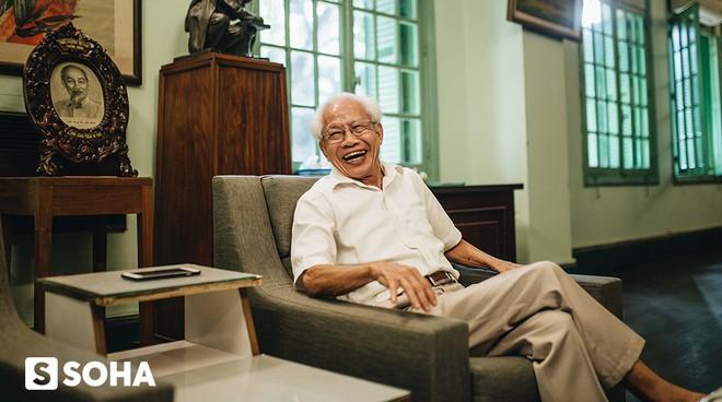 GS Hồ Ngọc Đại: Ngô Bảo Châu không phải học trò tôi tự hào nhất mà là một cậu sửa xe - Ảnh 12.