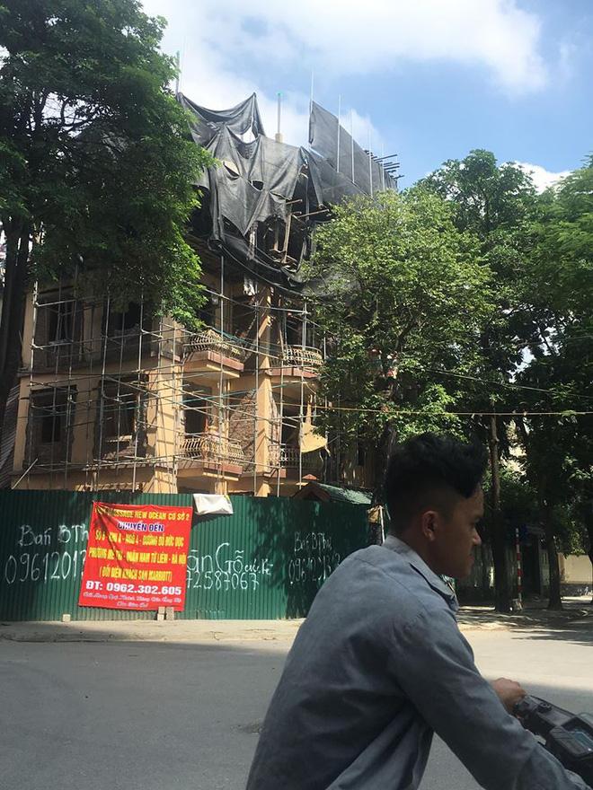 Khu đô thị Mễ Trì Hạ: Xuất hiện nhiều biệt thự có kiến trúc, chiều cao 'bất thường'? - Ảnh 1.