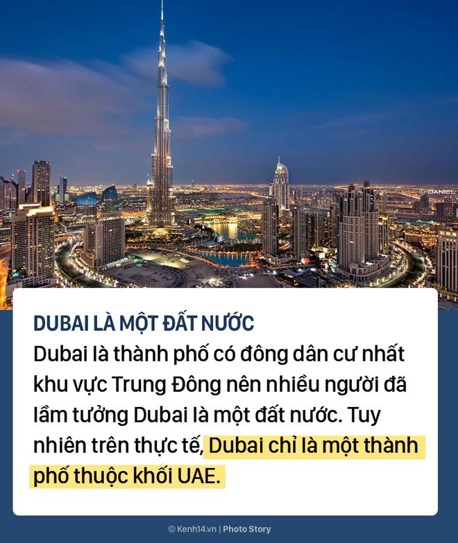 Dubai tráng lệ nổi tiếng là vậy nhưng liệu bạn đã biết về 7 sự thật này? - Ảnh 1.