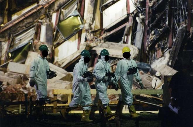 [ẢNH] Những bức hình đột nhiên biến mất, mới tìm lại được về vụ khủng bố 11/9 - Ảnh 6.