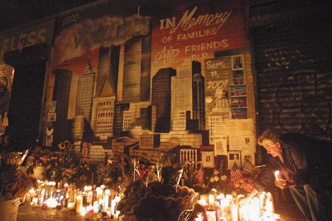 [ẢNH] Những bức hình đột nhiên biến mất, mới tìm lại được về vụ khủng bố 11/9 - Ảnh 31.