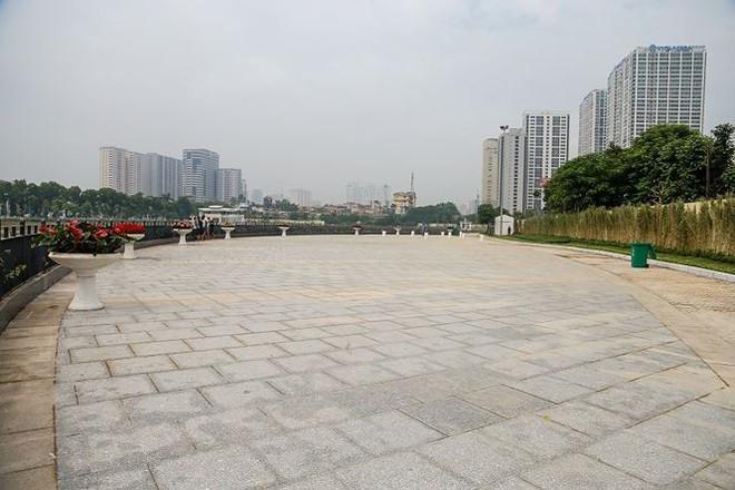 Công viên 300 tỷ chính thức vận hành sau 2 năm đắp chiếu - Ảnh 8.