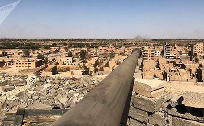Mỹ nói gì sau khi bị Nga tố dùng vũ khí cấm để không kích Syria?