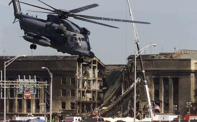"""[ẢNH] Những bức hình đột nhiên """"biến mất"""", mới tìm lại được về vụ khủng bố 11/9"""