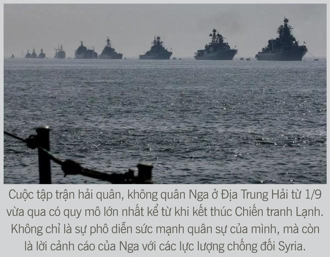 [Photo Story] Nga lột xác hải quân, biến Hạm đội Biển Đen thành lực lượng không thể bị đánh bại - Ảnh 1.